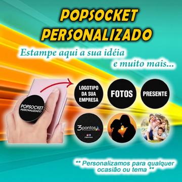 Suporte para celular personalizado