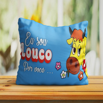 Almofada personalizada Lolo