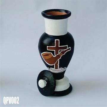 Quartinha Preto Velho (QPV002) umbanda candomblé axé fé