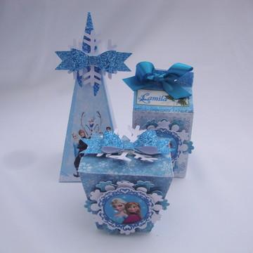 Kit Frozen #18