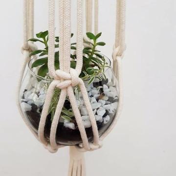 Suporte para plantas - Sampa (Plant Hanger)