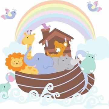 Painel de Arca de Noe 4