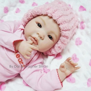 Bebê Reborn Menina Detalhes Reais Bebê Barato Com Enxoval