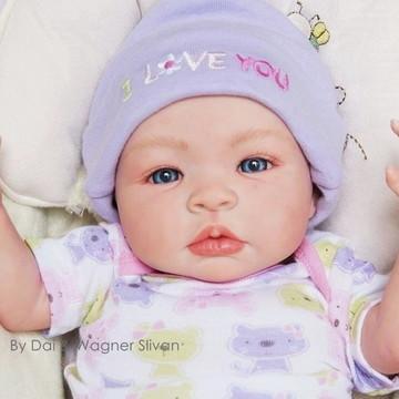 Bebê Reborn Menina Realista Bebê Barato Com Enxoval Chupeta