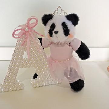 Letra Ursinha Panda