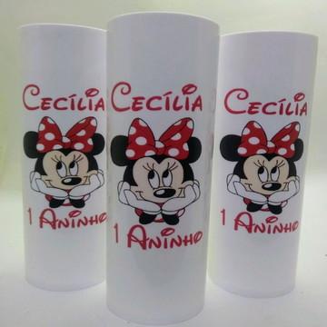 Long Drink Personalizados Minnie