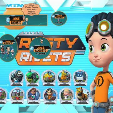 Mini kit Rusty River
