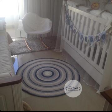 Tapete quarto de bebê menino