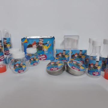 Kit Festa Aniversário Procurando Nemo com 120 itens