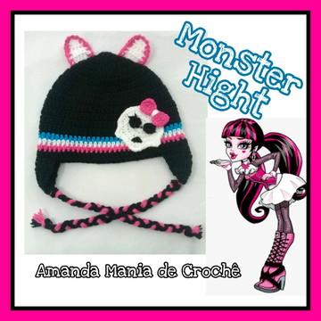 Touca Monster Hight
