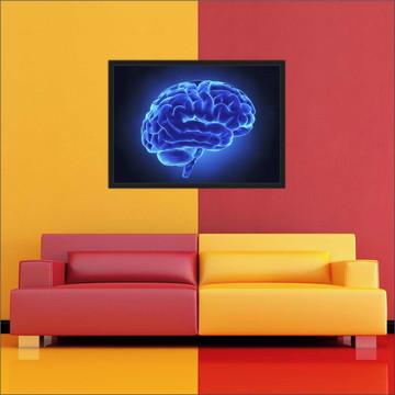 Quadro Decorativo Psicologia Salas Interiores DecorarT02