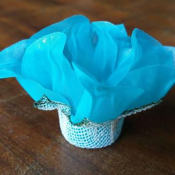 Forminha em tecido para doces finos