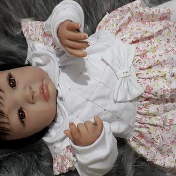 Bebê Reborn Apronta Entrega