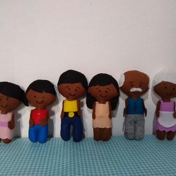 família lúdica negra psicopedagógica