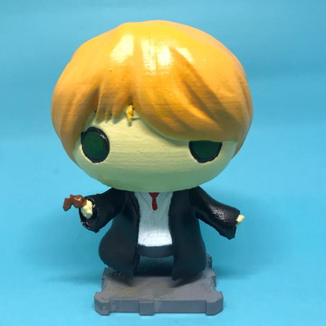 Cabeçudinho Ron Weasley
