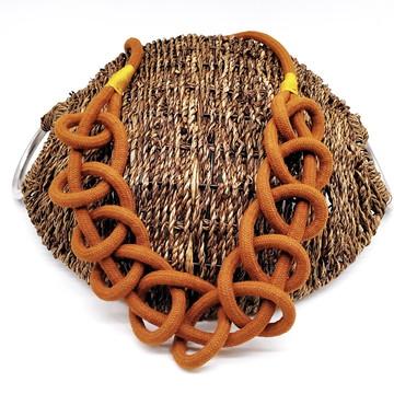 Colar de corda comprido loop