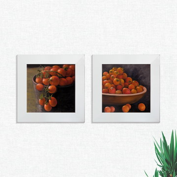 Quadros Decorativos Cozinha Frutas Laranjas Pequeno Comp1244