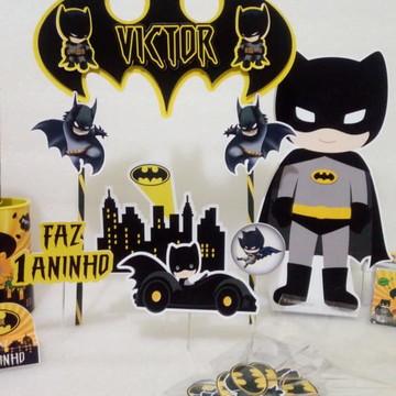 Kit Festa Batman 142 produtos