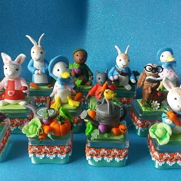 Lembrancinhas de luxo - Peter Rabbit