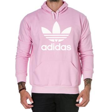 4d2b2f0d106 Blusa de frio moletom Adidas rosa - Mega Promoção!
