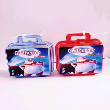 kit maletinha com massinha de modelar