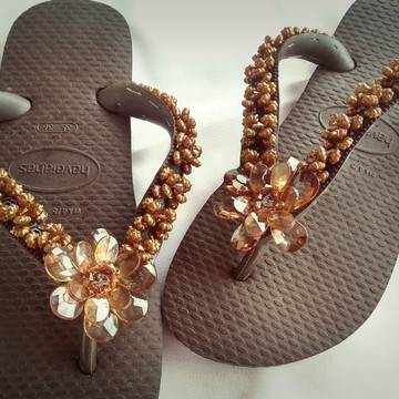 Sandália Customizada