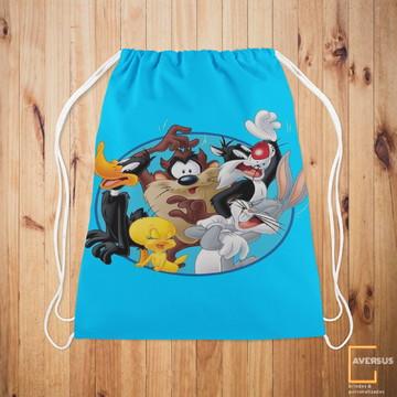 Mochila Personalizada Looney Tunes