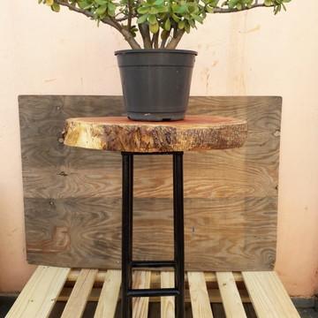 mesa de canto alta decoração, mesa alta de canto promocao