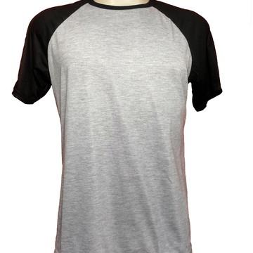 90a271a8d5 Camiseta Masculina Raglan Mesclas Sublimacao