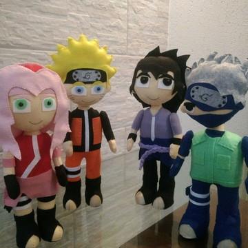 Kit pra decoração Naruto