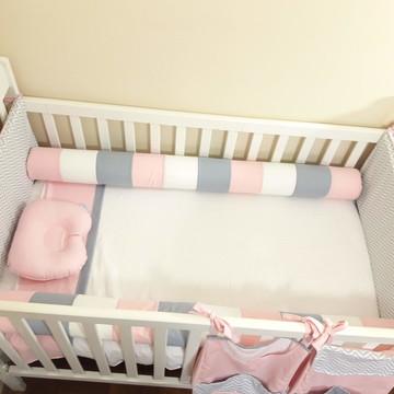 Enxoval de bebê com 9 PEÇAS