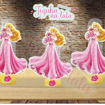 TUBETE Princesa Aurora/ A BELA ADORMECIDA