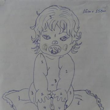Bebê peladinho