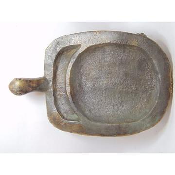 Cinzeiro De Bronze Importado Tartaruga Antiguidade Chinesa