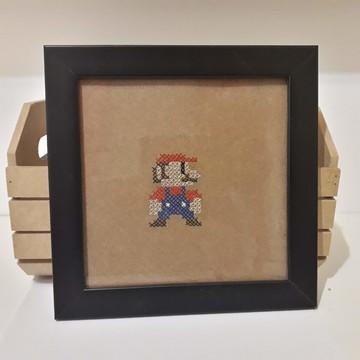 quadro Mario Bross