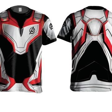 Camiseta Vingadores Ultimato Slim Fit