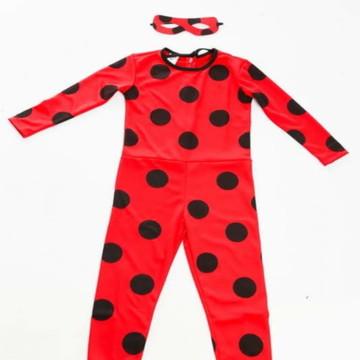 Fantasia Infantil Lady Bug