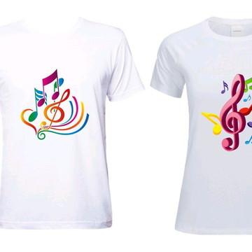 Camiseta Música
