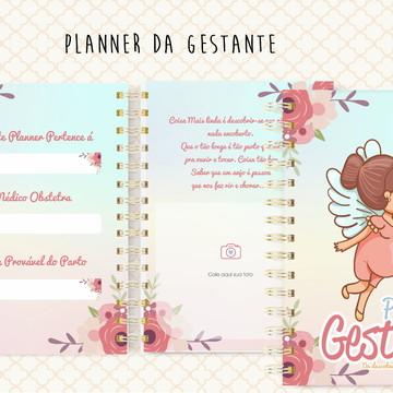 Diário/Planner da Gestante
