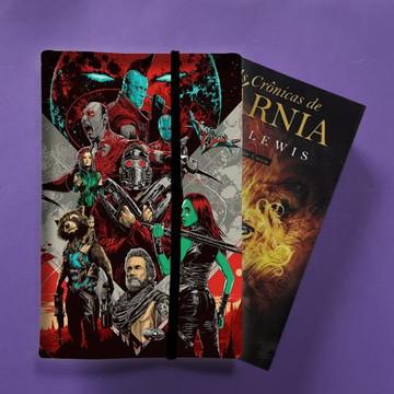 Capa de Livro - Guardioes da Galaxia