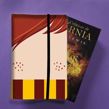 Capa de Livro - Roni Weasley