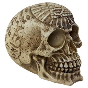 Crânio M Egipcio feito em Resina