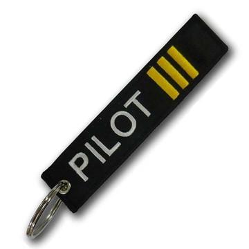 Chaveiro Pilot com 3 Faixas