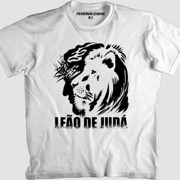 70c4e4fb7 Camisa Evangelica Leao de Juda