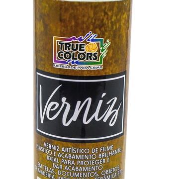 Verniz Aerossol Spray Fosco 300 Ml - True Colors