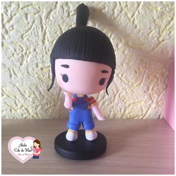 Toys colecionáveis Personagem Agnes