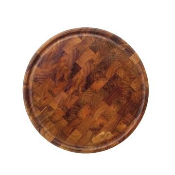 Tábua de corte madeira Teca