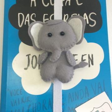 Marca Página Elefante