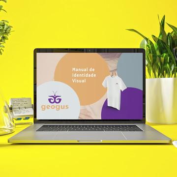 Logotipo + Identidade Visual (produto digital)