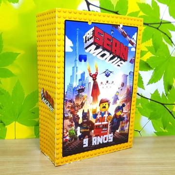 Sacolinha Surpresa Lego